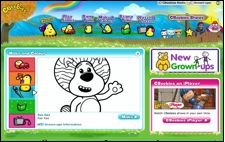 cbeebies games